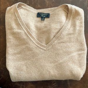 NWOT CASHMERE CHARTER CLUB LUXURY SWEATER